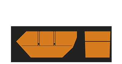 Humbert Containerdienst 10 cbm-Container