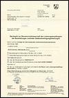 Nachweis zur Steuerschuldnerschaft des Leistungsempfängers bei Bauleistungen und / oder Gebäudereinigungsleistungen