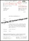 Fremdüberwachung RC-Material 0/45, 1. Quartal 2020: Untersuchungsbericht durch IFTA, Essen